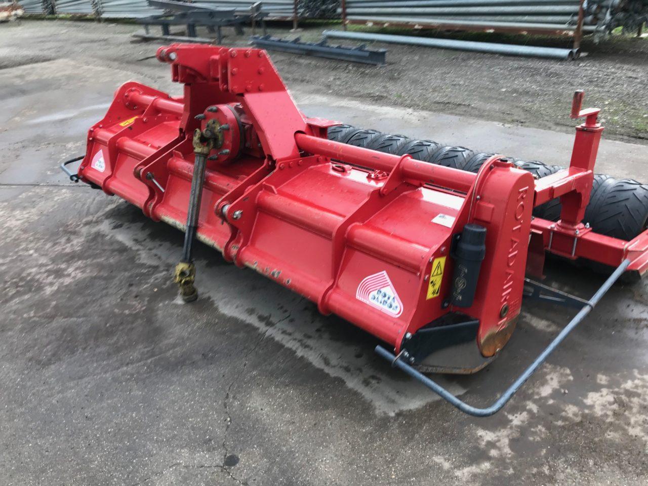 Rotadairon RX300 stone burier