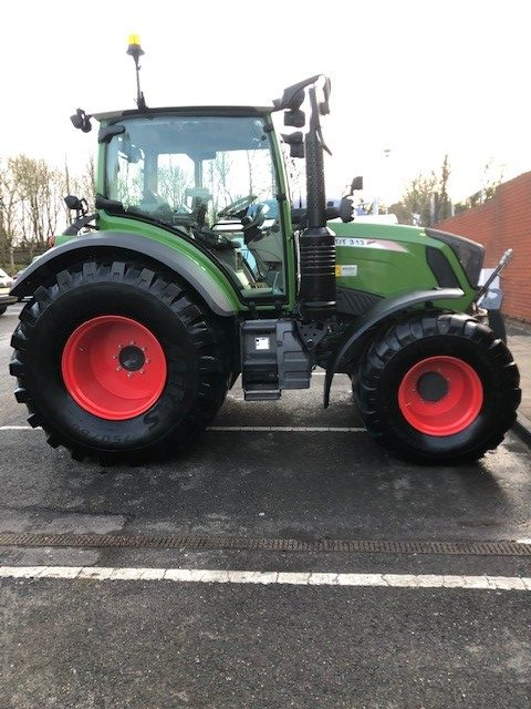 Fendt 313 Vario Profi-Plus S4