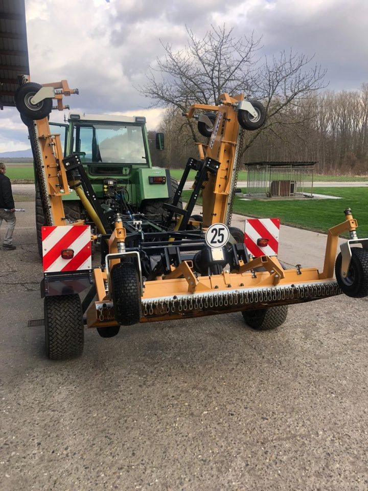 Clasen RM5200 rotary mower
