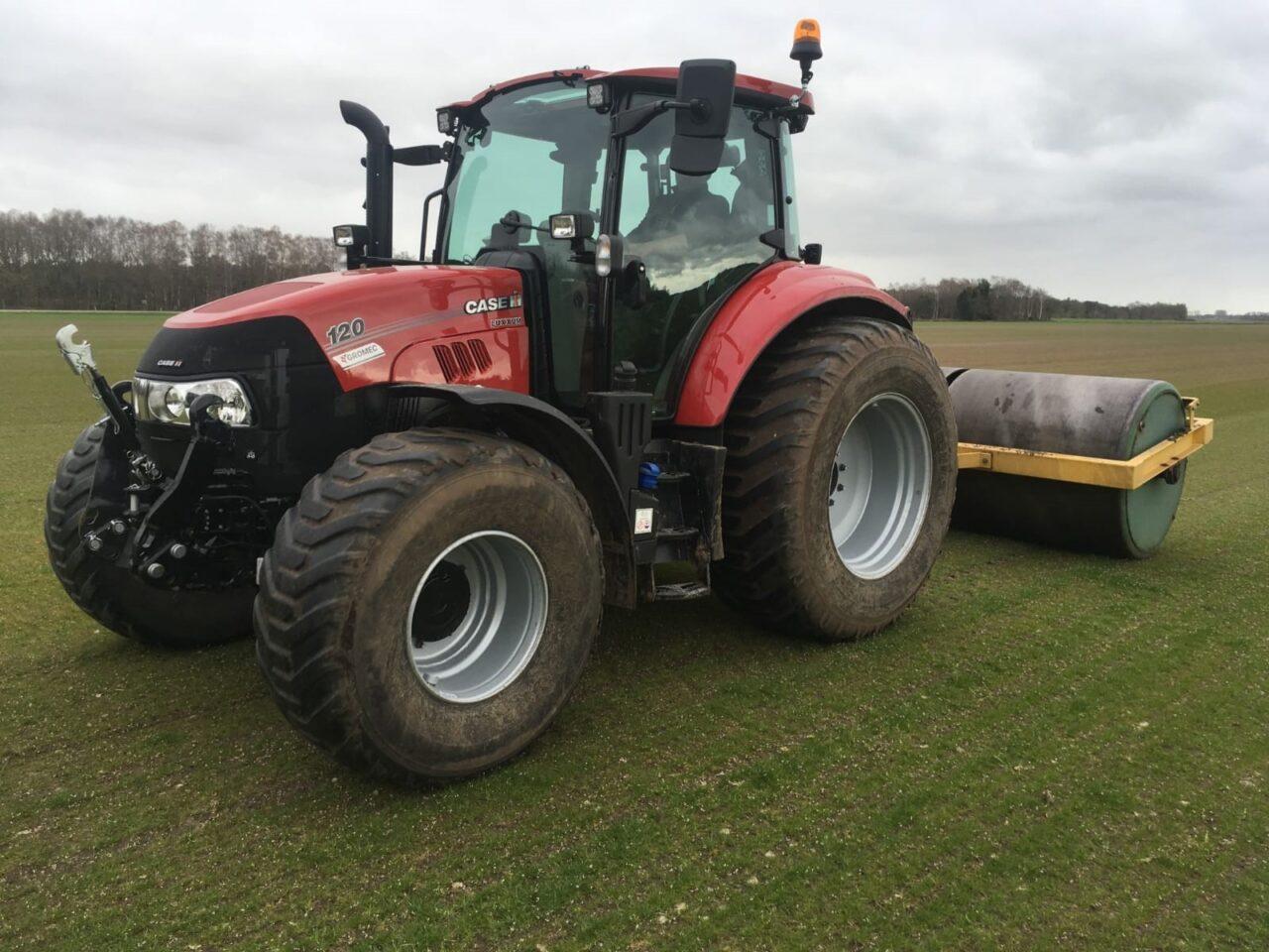 Case Luxxum tractor